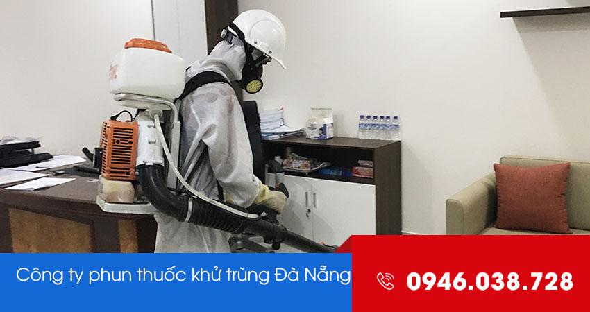 Dịch vụ phun khử trùng tại Đà Nẵng