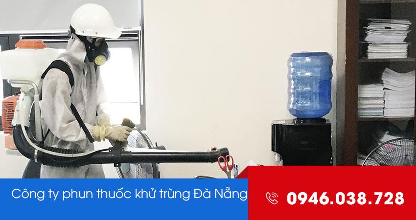 Dịch vụ phun diệt khuẩn ngừa COVID-19 tại Đà Nẵng