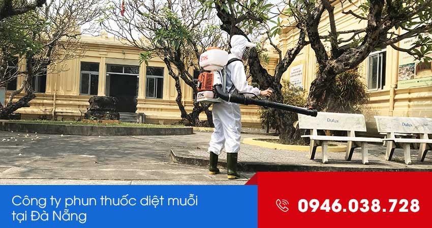 Dịch vụ phun thuốc diệt muỗi tại Đà Nẵng