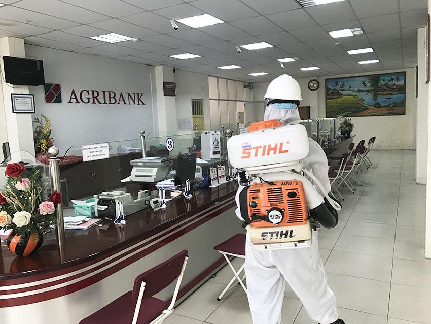 Công ty phun khử trùng diệt khuẩn tại Đà Nẵng