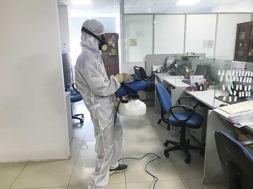 Công ty phun khử trùng tại Đà Nẵng