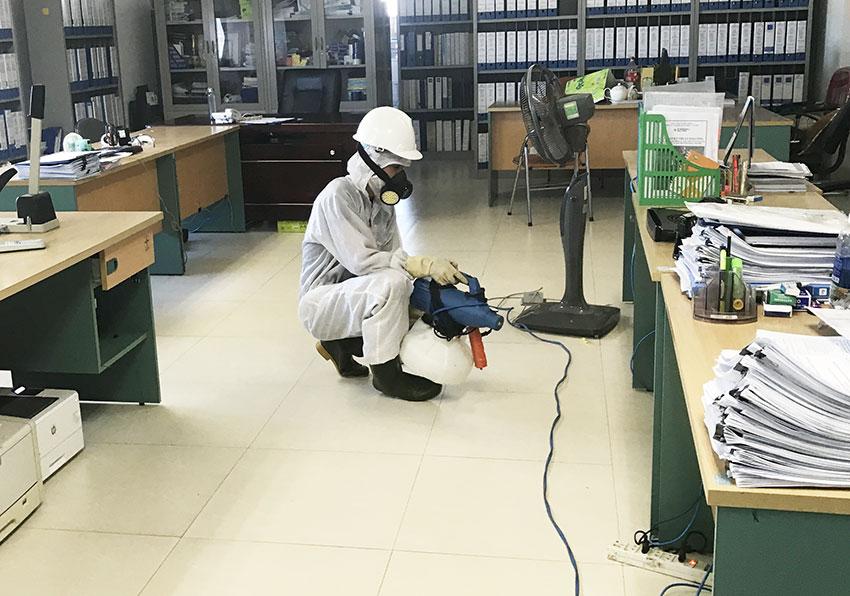 Dịch vụ khử trùng tại Đà Nẵng