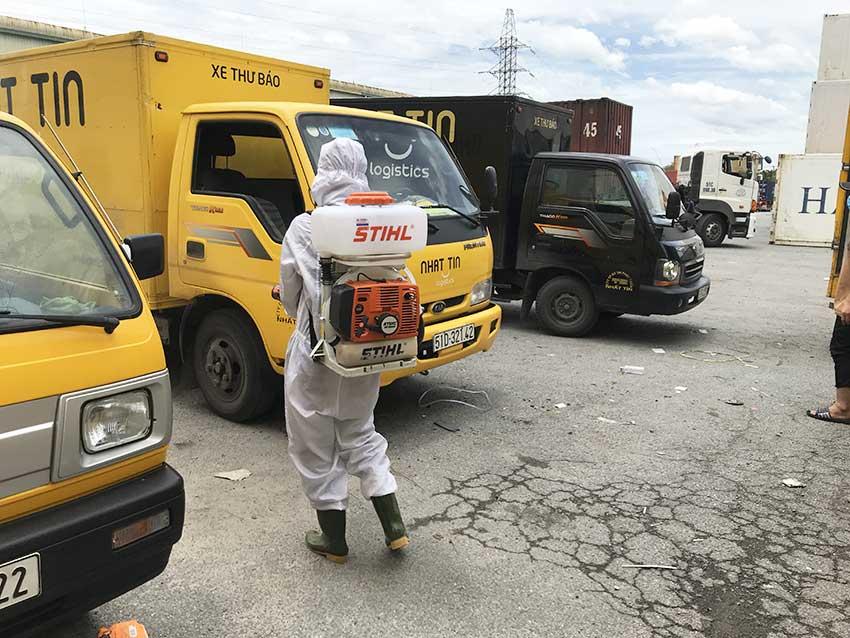 Công ty phun diệt khuẩn tại Đà Nẵng
