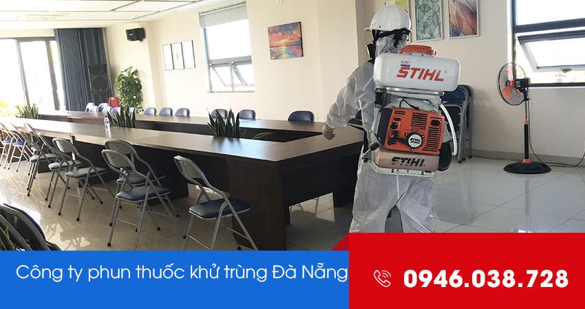 Công ty phun thuốc khử trùng tại Đà Nẵng - SONGANHSTER